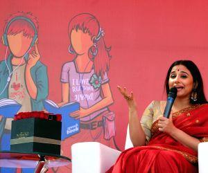 Vidya Balan at Gujarat Literature Festival