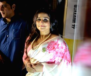 "The Wrong Turn"" - book release - Vidya Balan"