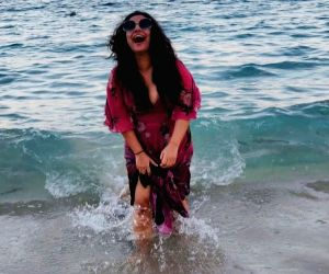 Actress Vidya Balan is giving vacation goals by sharing glimpses of her holiday in Bali. Vidya on Tuesday took to Instagram and uploaded a few photographs of herself posing against the backdrop of ...