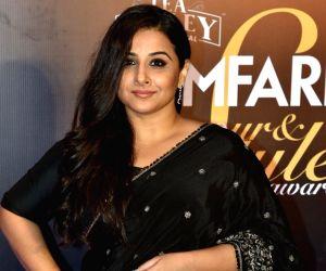 Actress Vidya Balan Confi
