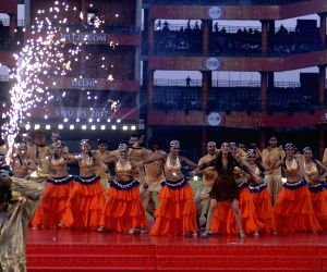 IPL 2017 - opening ceremony