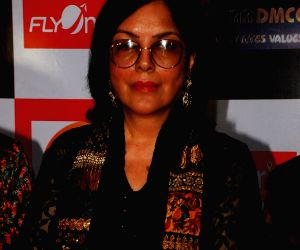 7th TIIFA awards 2018 - Zeenat Aman