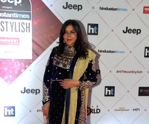 "HT India's Most Stylish Awards"" - Zeenat Aman"