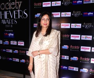 "Society Achievers Awards 2018"" - Zeenat Aman"