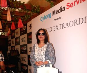 International Women's Day programme - Zeenat Aman