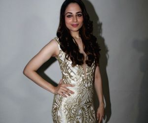 Zoya Afroz during a programme