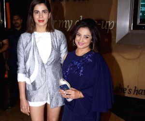 """Song launch of film """"Blackmail"""" - Kirti Kulhari and Divya Dutta"""