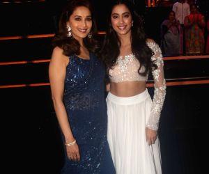 "Dance Deewane"" show -  Madhuri Dixit Nene and Janhvi Kapoor"