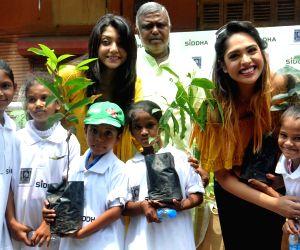 Environment awareness campaign - Mumtaz Sorcar, Debolina Kumar