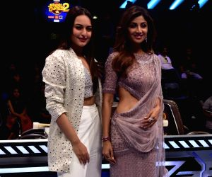 "Super Dancer Chapter 2"" - Geeta Kapoor, Sonakshi Sinha, Shilpa Shetty Kundra and Anurag Basu"