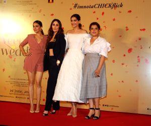 "Trailer of film ""Veere Di Wedding"" - Swara Bhasker, Sonam Kapoor, Kareena Kapoor Khan and Shikha Talsania"