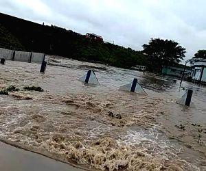 Adilabad (Telangana): Adilabad flood