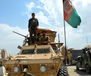 AFGHANISTAN KUNDUZ ARMY