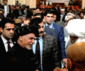 AFGHANISTAN KABUL CONFERENCE