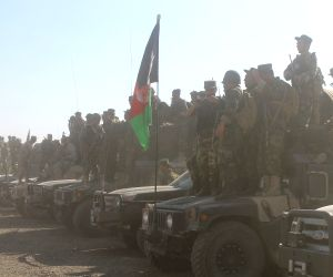 AFGHANISTAN FARYAB SECURITY FORCES