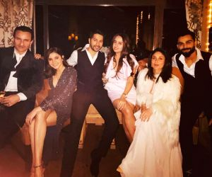 B-Town on vacay: Karisma Kapoor runs into Rani Mukerji, Virat Kohli poses with Kareena