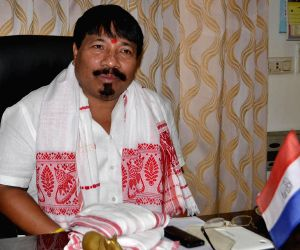 Atul Bora takes charges as AGP working president
