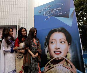 Death anniversary of Suchitra Sen