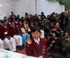 Children selected for National Bravery Awards