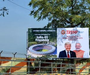 Namaste Trump: Passengers need to reach Ahmedabad airport early