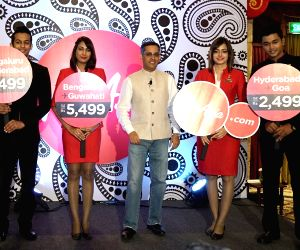 Air Asia inducts 7th aircraft