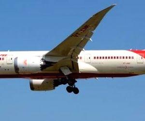 Free Photo: Air India - Boeing 787 Dreamliner