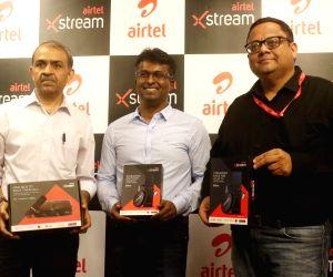 Launch of Airtel Xstream