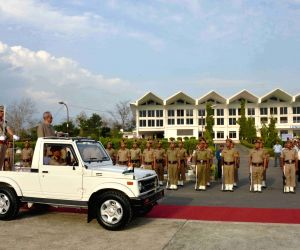 President Mukherjee at Lengpui Airport