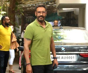Ajay Devgn wraps up Kolkata schedule of 'Maidaan'