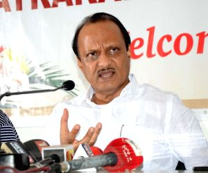 Ajit Pawar, Sunil Tatkare moved faster than others