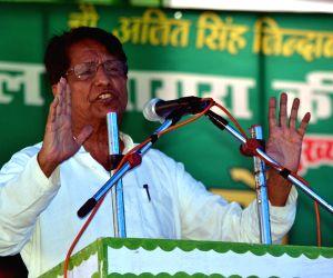 RLD chief Ajit Singh to contest from Muzaffarnagar