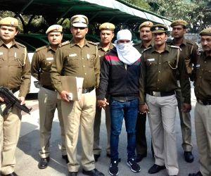New Delhi:Wanted gangster held in Delhi shootout