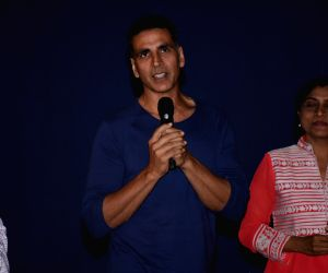 Netizens accuse Akshay Kumar of supporting Aarey destruction