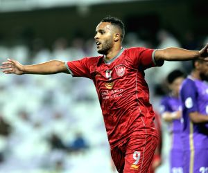 UAE-ALAIN-SOCCER-AFC CHAMPIONS LEAGUE-AL AIN VS AL DUHAIL