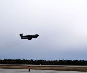 Alaska (US): IAF aircrafts at Exercise Red Flag 16-1