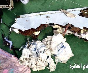 EGYPT ALEXANDRIA CRASHED PLANE DEBRIS