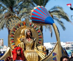 EGYPT ALEXANDRIA CLEOPATRA'S DREAM CARNIVAL