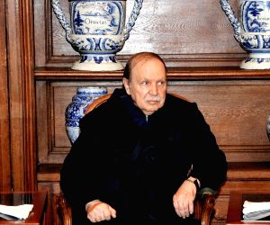 File Photo: Abdelaziz Bouteflika