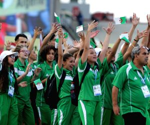ALGERIA-ALGIERS-3RD AFRICAN YOUTH GAMES