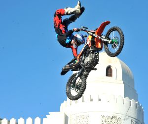 ALGERIA ALGIERS RED BULL X FIGHTERS