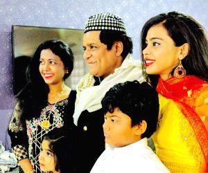 Ali Celebrates Ramzan in Rajahmundry
