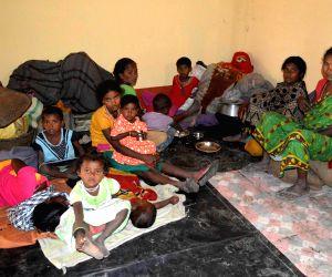 Assam refugees take shelter in Alipurduar