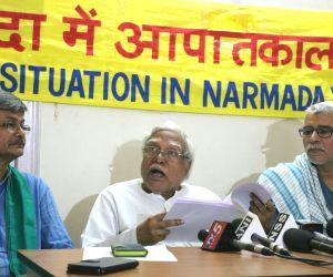 All India Kisan Sabha press conference