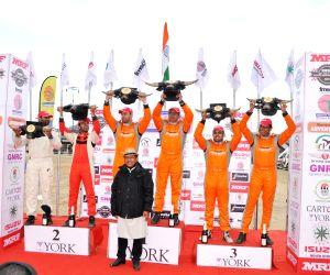 Ziro (Arunachal Pradesh): MRF FMSCI Indian National Rally Championship