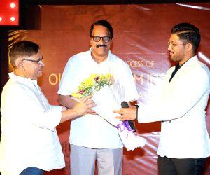 Allu Aravind felicitated to Mahanati Team