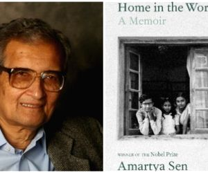 Amartya Sen truly at 'Home in the World' as his memoir reveals