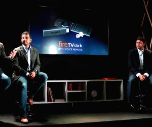 Amazon Fire TV Stick - launch