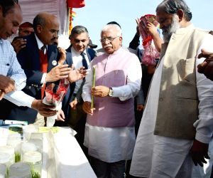 Manohar Lal Khattar addresses