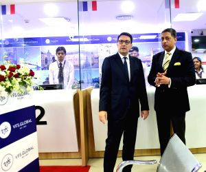 French Visa Application Centre  - inauguration