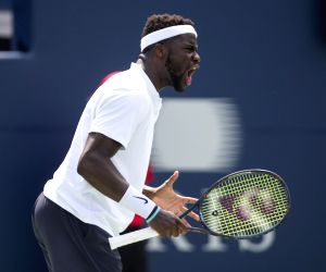 Tiafoe upsets Anderson in Australian Open 2nd round